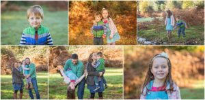 New Forest Outdoor family photoshoot #familyphotography