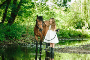 Hampshire child and pony photography #familyphotographer