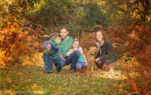 winchester autumn outdoor photoshoots #familyphotography
