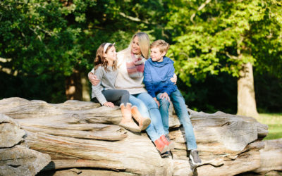 East Sussex Autumn family mini photography shoot