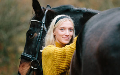 Colin's antics | Equine Lifestyle Photoshoot | Hampshire
