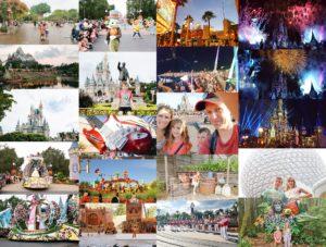 Orlando Disney Parks Florida