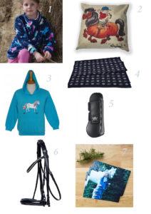 Christmas gift ideas Romsey Saddlery Jo Worthington Photography