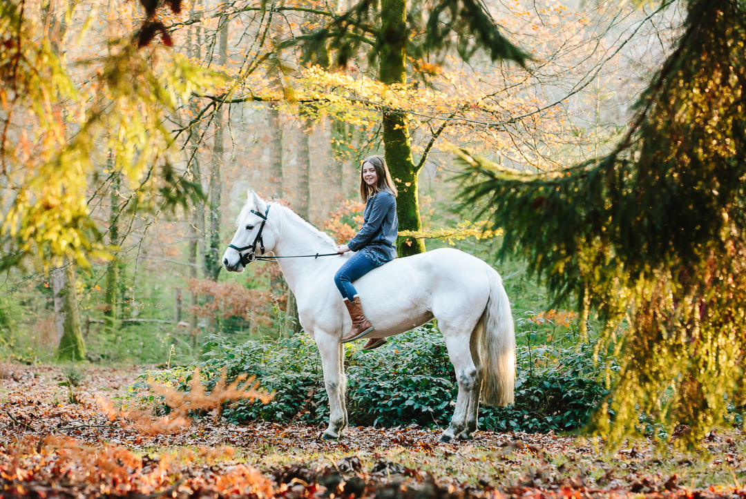 Equine photographer Hampshire Winter shoot New Forest Jo Worthington Photography-142