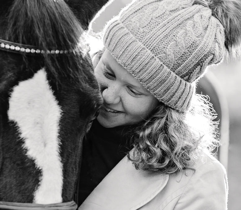 Winter equine photoshoot | Equine photoshoots Hampshire