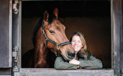 Jess and Zotti – Equine photoshoot, Hampshire