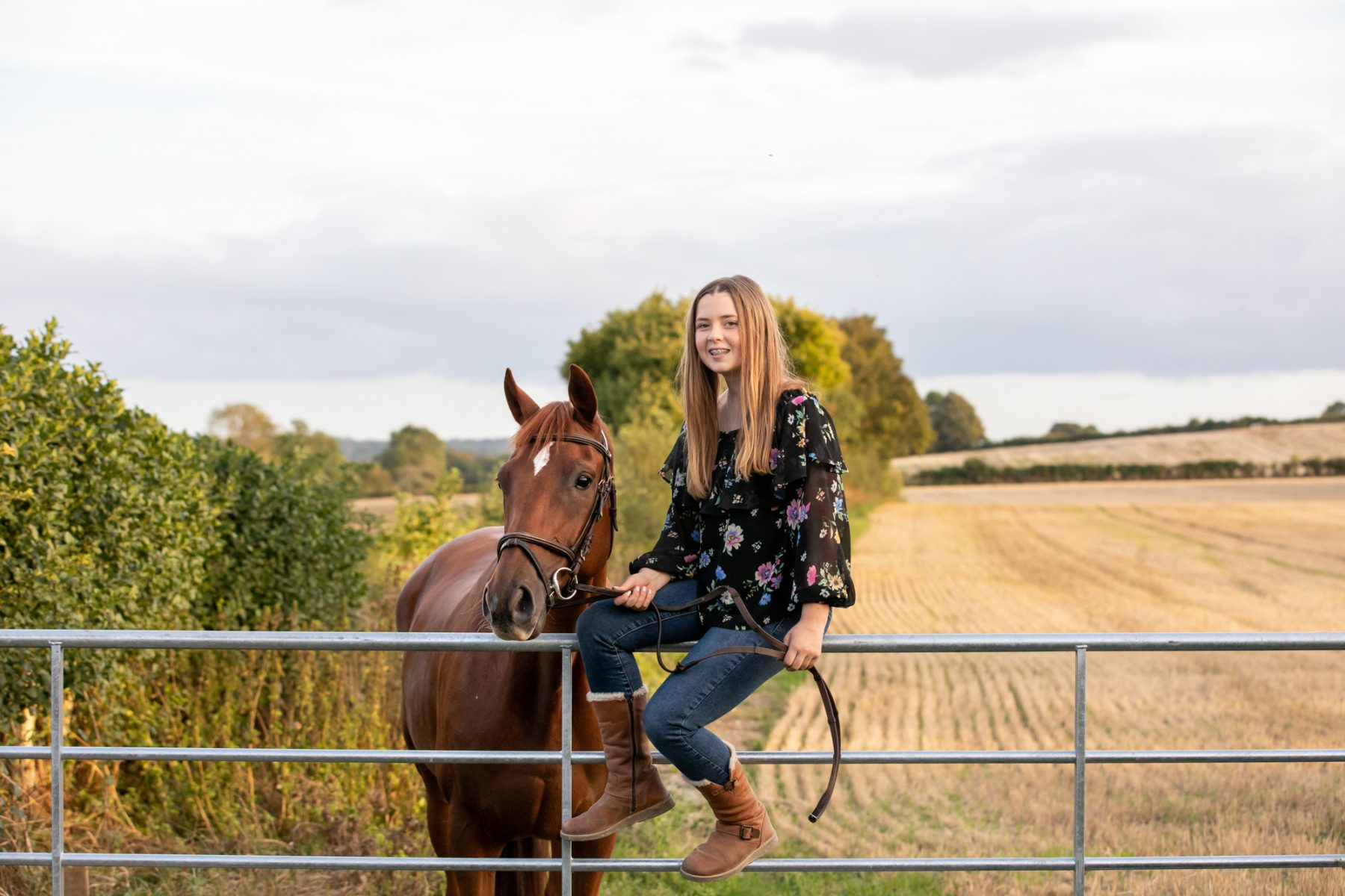 Wiltshire equine photographer